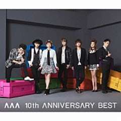 ∴AAA【93249通常盤2CD】10th ANNIVERSARY BEST 10周年ベスト★