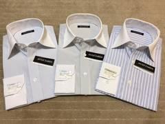 長袖新品ワイシャツ クレリック(B) 3枚セット Mサイズ