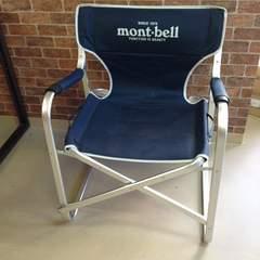 114■モンベル mont-bell フォールディング フィールドチェア■