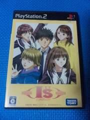 PS2ソフト「アイズピュア」 桂正和 恋愛アドベンチャー