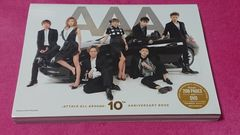 AAA -ATTACK ALL AROUND-10TH ANNIVERSARY BOOK DVD�t��