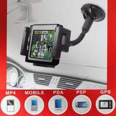 携帯電話、PDA、ポータブルカーナビにもどうぞiPODホルダーtype2