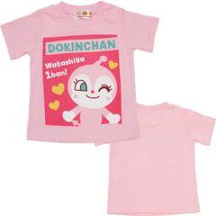 *ANPANMAN*アンパンマン*ドキンchanパネルプリントTシャツ*90�a*新品*