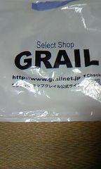 雑誌「JELLY」掲載ショップ「GRAIL」の福袋