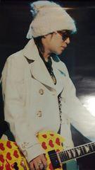X JAPAN hide ポスター Longing 1995