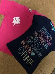 沖縄Tシャツ ギャップTシャツセット150�p☆