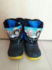 ワンピース☆スノーブーツ☆雪ブーツ