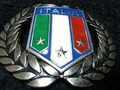 イタリア バックル