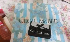 CECIL McBEE�W���G���[�P�[�X�� �V���b�v�ܾ�� ���X