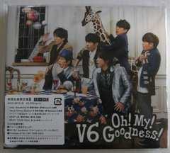 ���V�i���J���� V6 Oh! My! Goodness! ���Y����Ղa CD+DVD