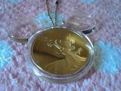 ディズニーシー2005メダルキーホルダー