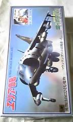 タカラ エリア88 1/100 No.6 キム専用ハリアー