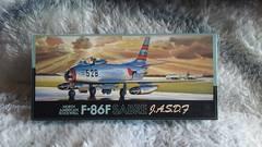 フジミ1/72 F-86Fセイバー(航空自衛隊)