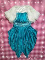 新品!!ブルー♪ドレス☆☆