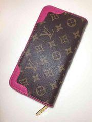Louis Vuitton レティーロ  モノグラム ジッピー 長財布