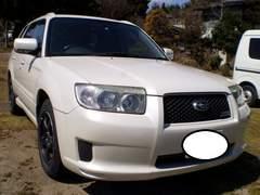 激安売切り信頼のスバル4WD車検たっぷり人気のホワイトAT