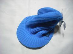 mb532 男 RIP CURL リップカール つば付き ニット帽 ビーニー 青