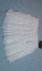 Pinky&Dianne  フリル付き スカート