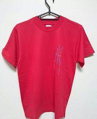 即決 良品 限定! 非売品! L'Arc-en-Ciel 虹 Tシャツ 赤 ラルク hyde
