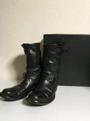 BACKLASH バックラッシュ エンジニア レザー ブーツ 26cm
