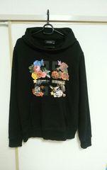 ☆☆ DOWBL パーカー 黒 size44 ☆☆