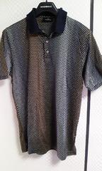 ジムトンプソン半袖ポロシャツ美品