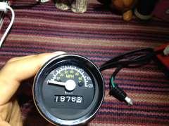 120kmメーター モンキー ゴリラ エイプ