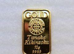 K24金 インゴット 10g ゴールドバー