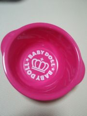 新品/ベビードール/湯おけ/ピンク