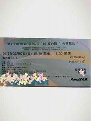 8/7 SW���� FEST/Smileberry/�x��/�W��/Chanty/�M�K�}�E�X��