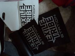 EXILE�@TRIBE�@STATION�@�V���b�p�[�R��