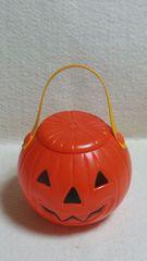 可愛い!ハロウィンかぼちゃ小物入れ美品