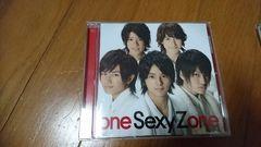 SexyZoneアルバム『OneSexyZone』通常盤