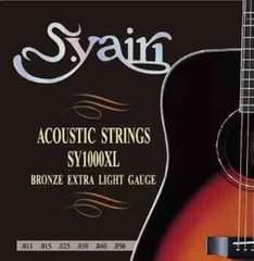 新品 s.yairi アコースティックギター用セット弦 EL 切手払可能