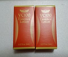 ドクターシーラボ VCエッセンスローション 8mL×2 箱付き