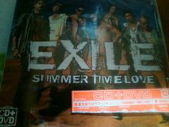 EXILE SUMMER TIME LOVE  CD+DVD