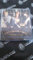 JYJ 公式 「卓上カレンダー2011」使用済み