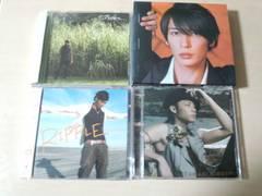 玉木宏CD4枚セット★RIPPLE,Bridge,約束,Times...