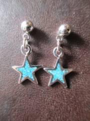 �A�����J���@�T�[�W�J���X�e�����X  ���s�A�X �@star earring