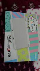 新品 X'mas きせかえプレート new Nintendo 3DS ホワイト