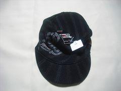 mb516 男 RIP CURL リップカール つば付き ニット帽 ビーニー 黒