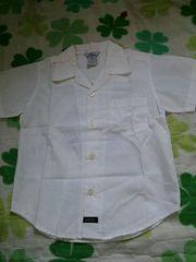 美品babyGUESSの半袖Yシャツ3Y〜4Y