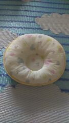 【新品・未使用】 ディズニー ベビー用円形枕♪