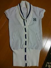 ☆USED☆LB-03☆ホワイトロング丈ジャケットワンピ