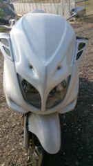 マジェスティフロントマスク  SG03J  パールホワイト