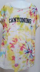 CANYONINGデザインTシャツ☆Mサイズ