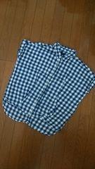 チェックシャツMサイズ
