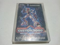 GC カスタムロボバトルレボリューション / ゲームキューブ