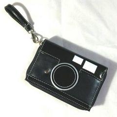 新品♪即決 Motif.コインケース(カメラ型)定価1188円
