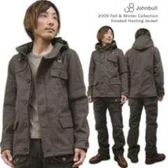 JOHNBULLフードハンティングジャケット定価36800円